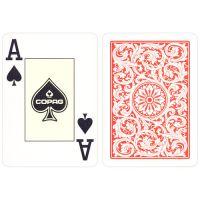 COPAG 100% Plastic Pokerkaarten, Dubbeldek