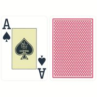 COPAG Texas Holdem speelkaarten en dealer button