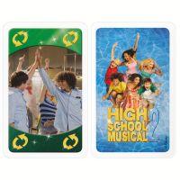 Disney High School Musical 2 speelkaarten