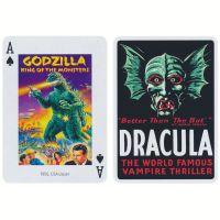 Horror Movies Playing Cards Piatnik
