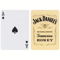 Jack Daniel's Tennessee Honey Playing Cards