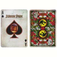 Jurassic Park Playing Cards