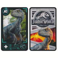 Jurassic World Crazy Eights kaartspel