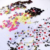 Kaarten winkel confetti