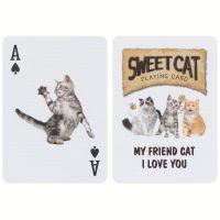 Katten speelkaarten