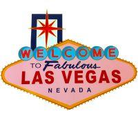 Las Vegas deurbord 50 cm