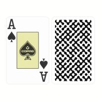 Plastic bridge playing cards COPAG Class Modern