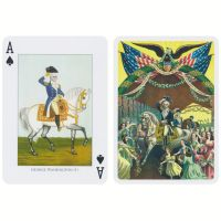 Amerikaanse presidenten kaarten Piatnik