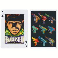 Sciencefiction speelkaarten Piatnik