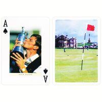 St Andrews Open Champions Piatnik kaarten blauw