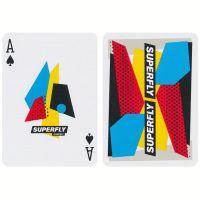 Superfly Stardust speelkaarten