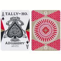 Tally-Ho Cardistry speelkaarten