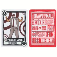 The Brawl on The Mall Cards