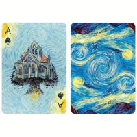Van Gogh Playing Cards Cartamundi