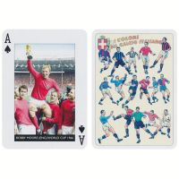 Voetbal speelkaarten Piatnik
