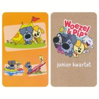 Woezel & Pip junior kwartet 4+