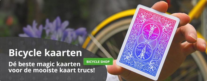 Bicycle magic shop