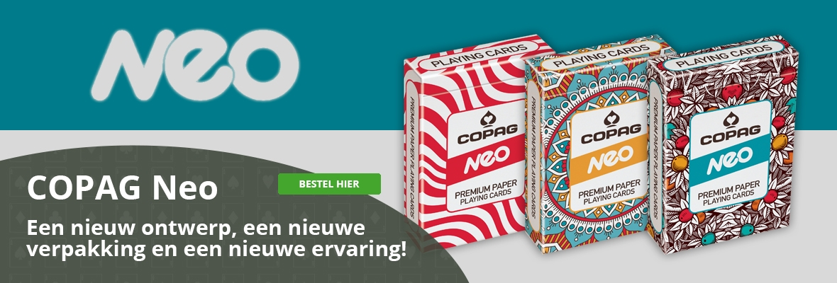 COPAG NEO Playing Cards