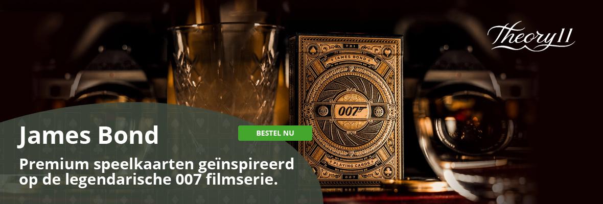 James Bond 007 speelkaarten