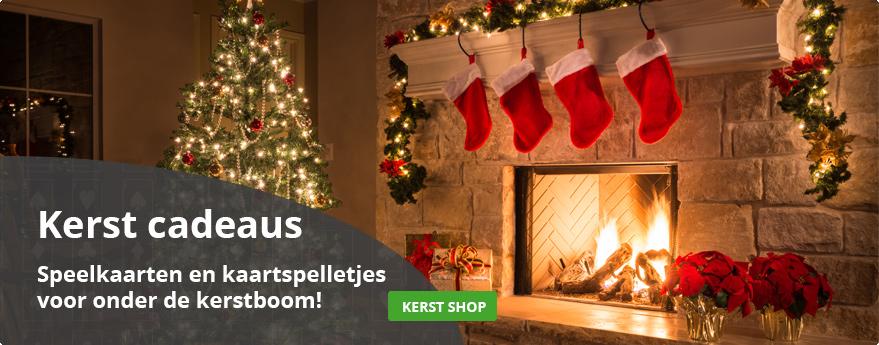 Kerst shop