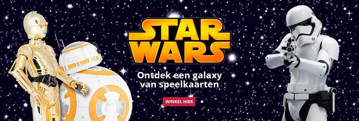 StarWars speelkaarten